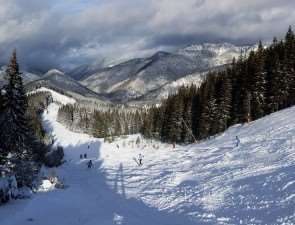 горнолыжный курорт ясна
