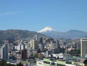эквадор столица кито