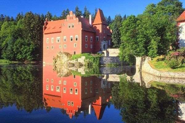 червены камень замок