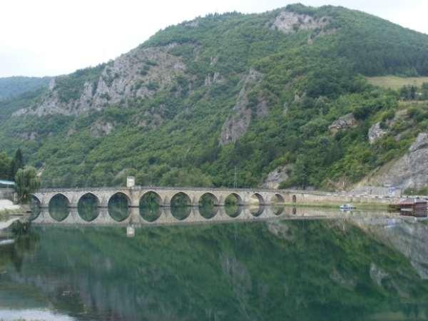 вышеградский мост