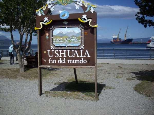 ушуайя
