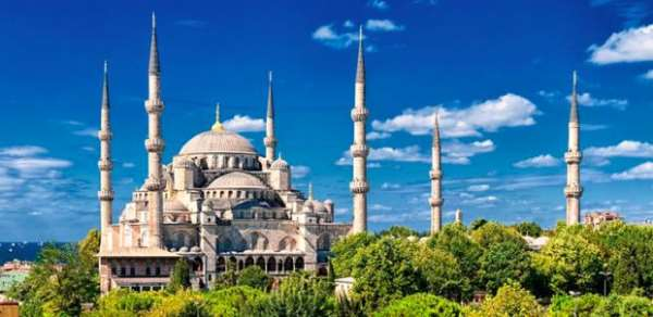 голубая мечеть
