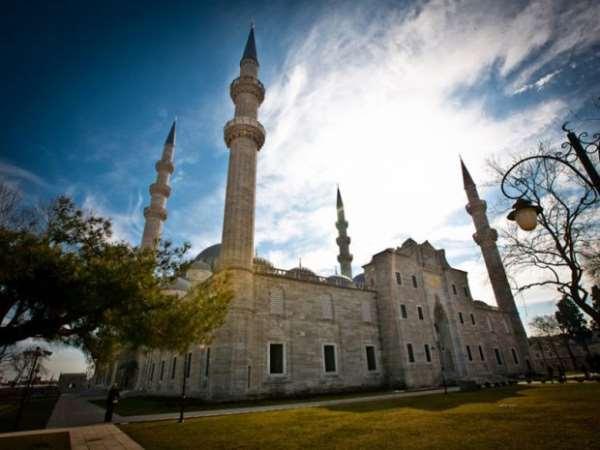 мечеть сулемание