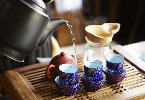 пекин чайная церемония