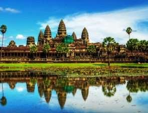 святыни камбоджи