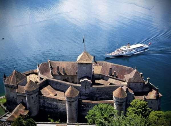 шильонский замок