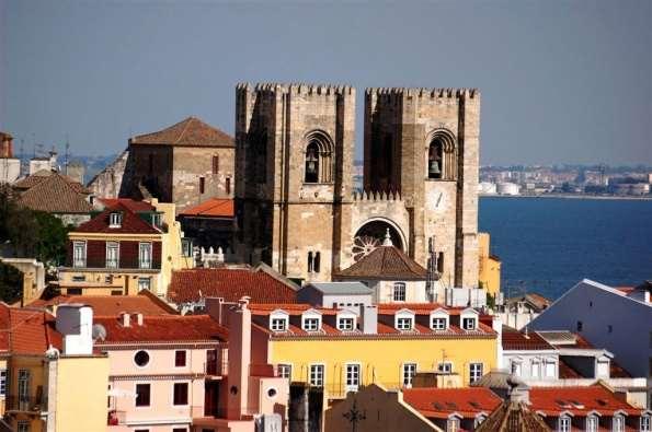 кафедральный собор лиссабон