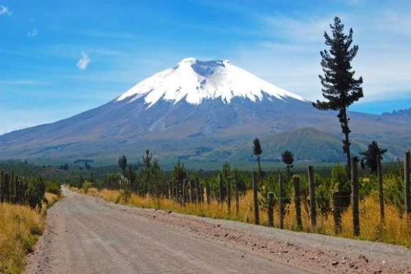 путешествие в эквадоре