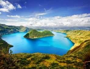 путешествие в еквадоре