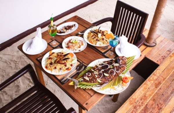 кухня мальдивских островов