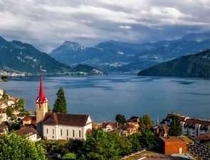 уровень жизни в швейцарии