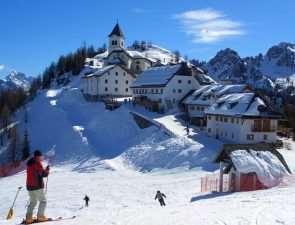горнолыжный курорт словакия