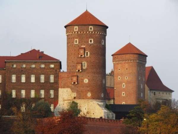 королевский замок на Вавеле