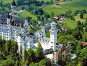 Туризм в Германии, или как отдохнуть культурно