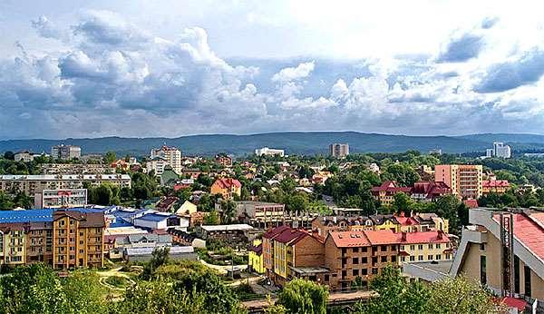 Такой оздоравливающий и расслабляющий отдых в городе-курорте Трускавце