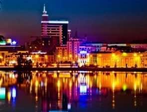 Вечерняя Казань ждет вас