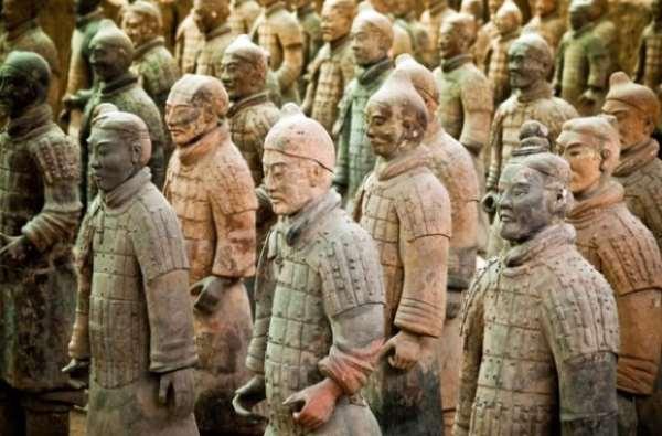 Терракотовая армия – бессмертная свита императора