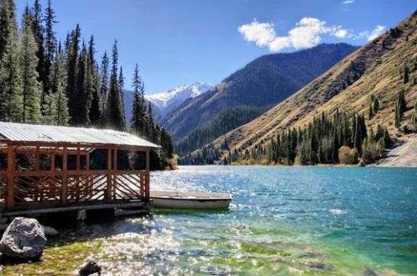 Места, которые нужно обязательно посетить во время отдыха в  Казахстане