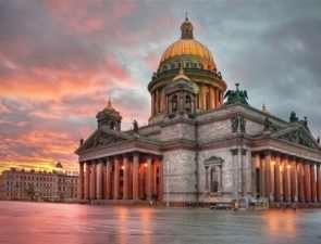 Куда отправиться во время экскурсии по Санкт-Петербургу