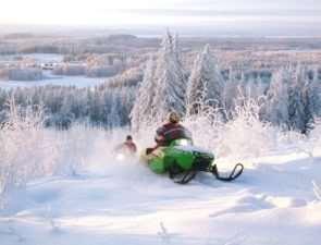 Отдых на зимних каникулах в России