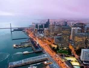 Сан-Франциско, как идеальный город для туристов