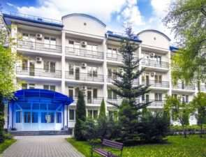 Лучшие санатории Республики Беларусь
