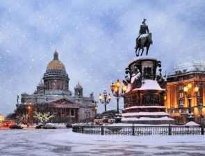 Несколько причин отправиться на экскурсию по Санкт-Петербургу зимой