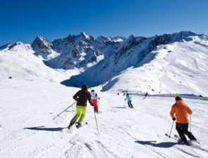 Один из наиболее востребованных горнолыжных курортов Австрии