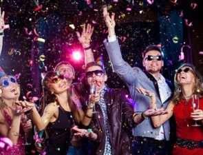 Варианты празднования нового года