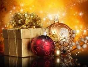 Новогодние подарки: пусть наступит сказка