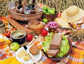 Что взять с собой на пикник