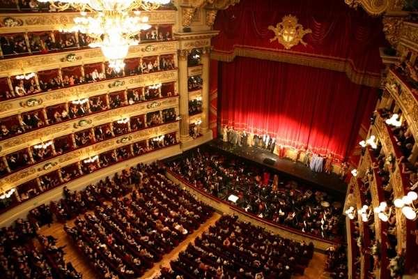 Интересные факты о театре ла скала