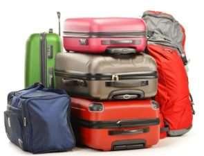 На какие критерии ссылаться при выборе чемодана?