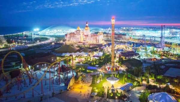 Первоклассный отпуск с массой развлечений в Сочи