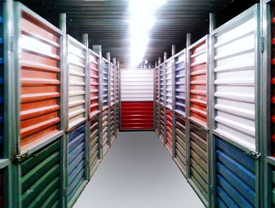 Как правильно выбрать склад для хранения вещей?
