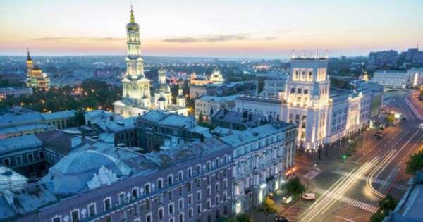 Чем привлекает к себе Киев