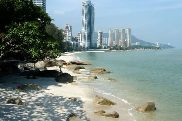 Отдых на острове Пенанг