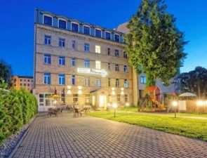 Семейные отели в центре Риги ждут постояльцев с детьми