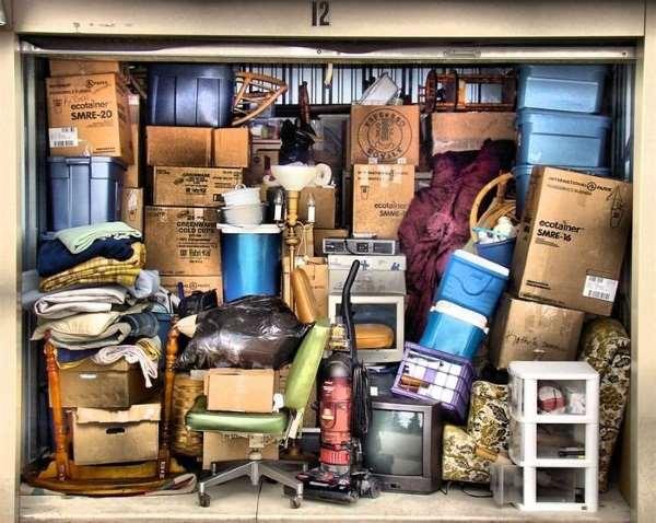 Хранение вещей на складе как наиболее рациональное решение