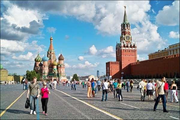 Отдых в Москве для соотечественников и иностранных туристов