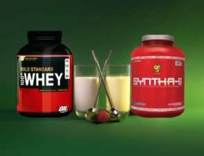 Гейнеры – спортивное питание для набора мышечной массы