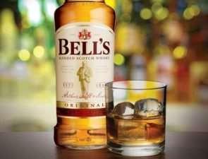 Виски Bell's из Шотландии из Duty free