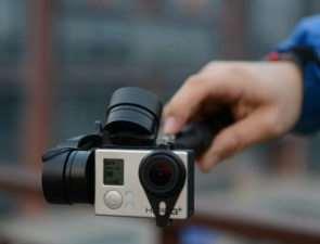 Популярные виды стабилизаторов для экшен-камер