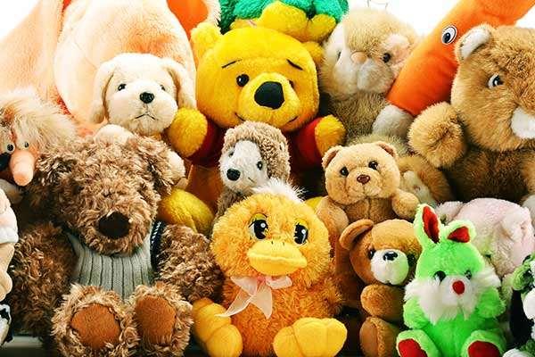 Мягкая игрушка — лучший подарок для детей