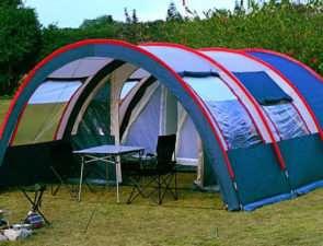 Правильный подход к выбору туристической палатки