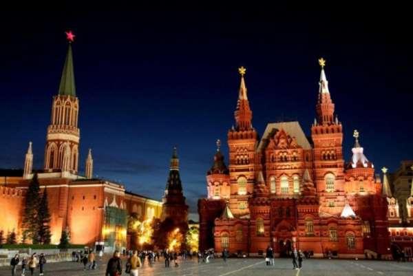 Символ Москвы – Красная площадь