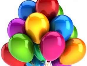 Воздушные шары от компании «Сочно»