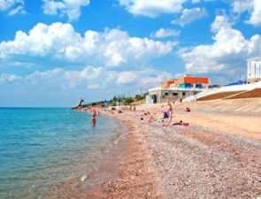 Лучший отдых на море - в Крыму