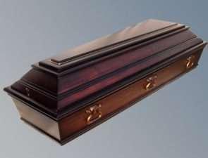 Особенности выбора гроба для похорон