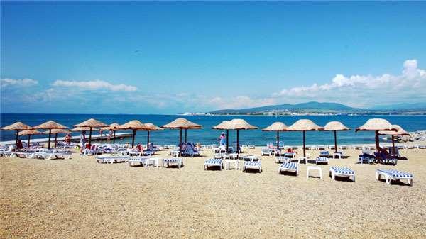 Лучший пляжный отдых в Геленджике